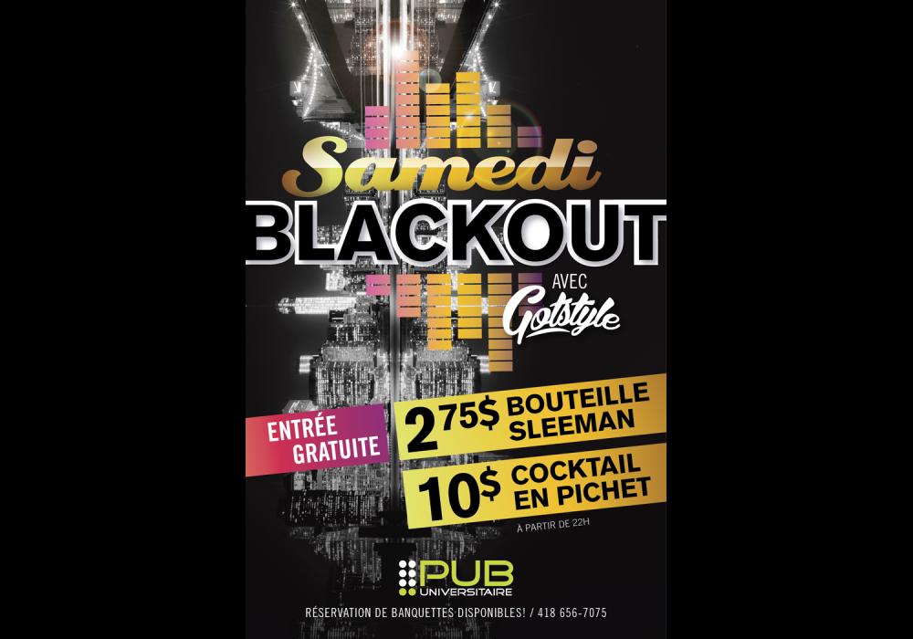 Samedi Blackout